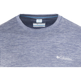 Columbia Zero Rules SS Shirt Men carbon heather